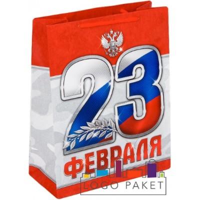 Готовые подарочные пакеты С 23 февраля