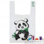 "Пакет майка ""Панда"""