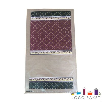 Готовые пакеты для пельменей с печатью 20х35 см
