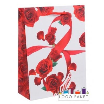 Готовые подарочные пакеты «С 8 марта»