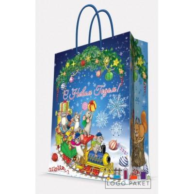 """Готовые подарочные пакеты """"С Новым Годом"""""""