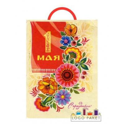 Подарочные пакеты с 1 мая на заказ