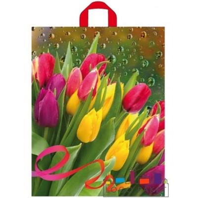 Подарочные пакеты  С 8 марта на заказ