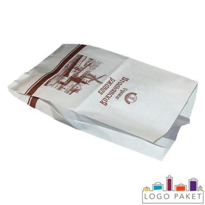 Пакет с боковыми фальцами без ручек