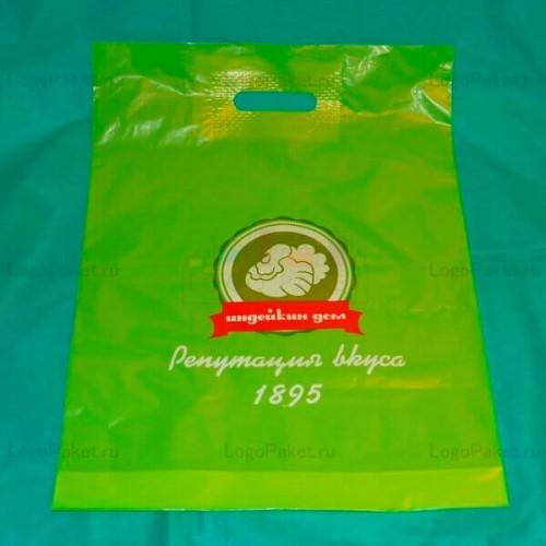 Пакеты ПНД с логотипом