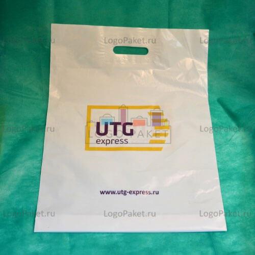 Пакеты с логотипом ПВД
