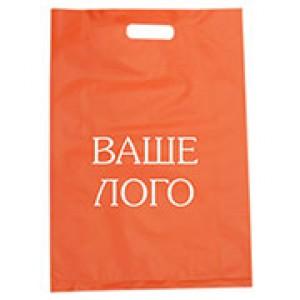 Печать логотипа на пакетах из спанбонда