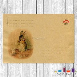 Печать на крафт-конвертах