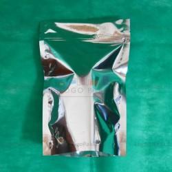 Пакеты Дой-пак фольгированные (с алюминием) с замком зип-лок