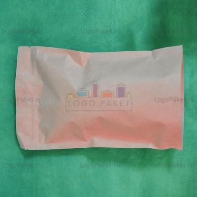 Бумажные Дой-пак крафт пакеты трехслойные с замком зип-лок