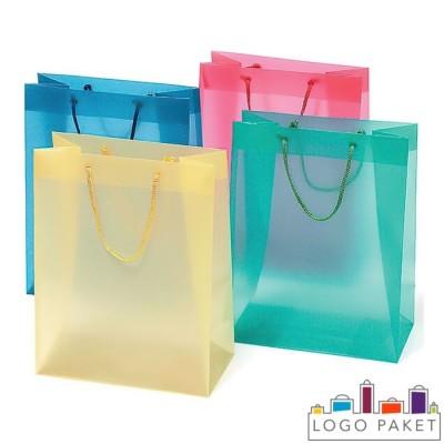 Пластиковые пакеты ПНД с ручками