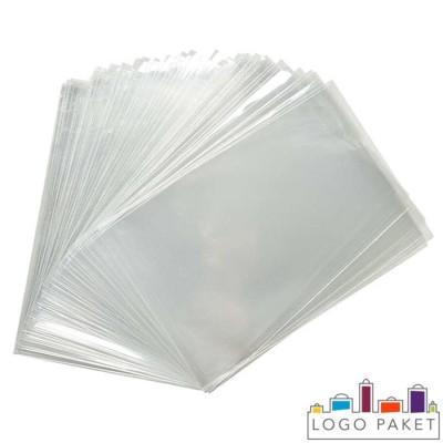 Пакеты-мешки прозрачные без логотипа