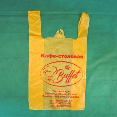 Пакет майка 28х50 см