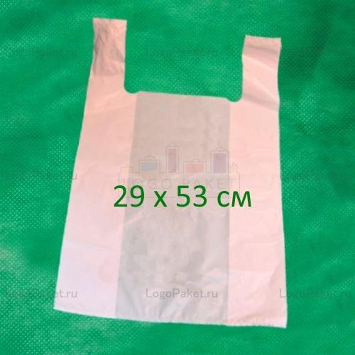 Пакет майка 29х53 см