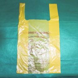 Пакет майка 30х55 см