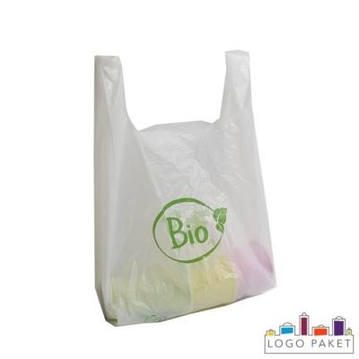 Пакет-майка биоразлагаемый из кукурузы