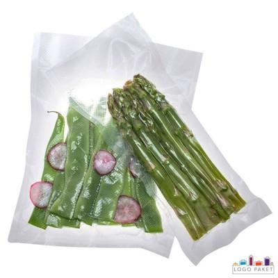 Вакуумные пакеты под запайку с овощами