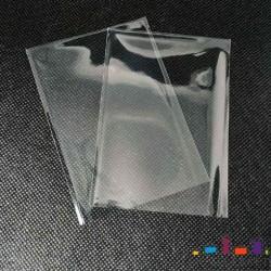 БОПП пакет без клеевого клапана и отверстий
