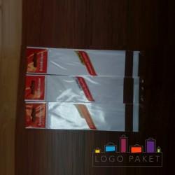БОПП пакет для маркеров с печатью, еврослотом и клеевым клапаном