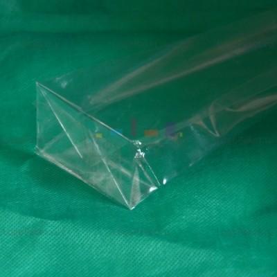 БОПП пакет 90*165*50 мм с прямоугольным плоским дном