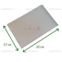 Белый конверт крафт 170х200