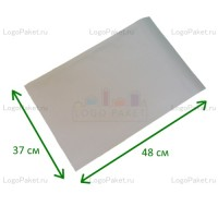 Белый конверт крафт 370х480