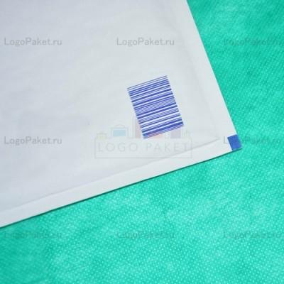 Белый конверт крафт 200х270