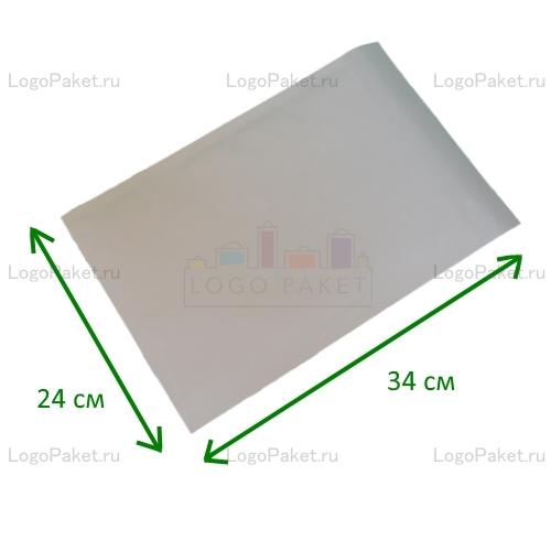 Белый конверт крафт 240х340