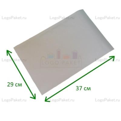 Белый конверт крафт 290х370