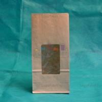 Крафт-пакеты 170*80*50 с прозрачным прямоугольным окном заказать в интернет-магазине