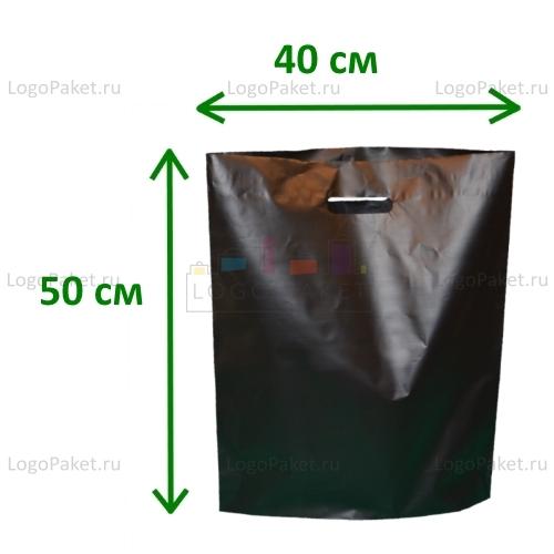 Пакет пэперматч 40х50