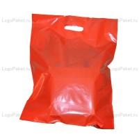 Пакет ПНД с вырубной ручкой 50х60 и донной складкой заказать в интернет-магазине