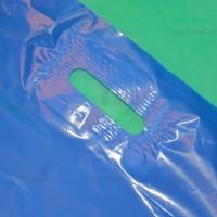 Пакет ПНД с вырубной ручкой 60х70