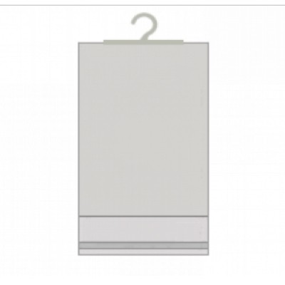 Полипропиленовые пакеты с крючком и клеевым клапаном
