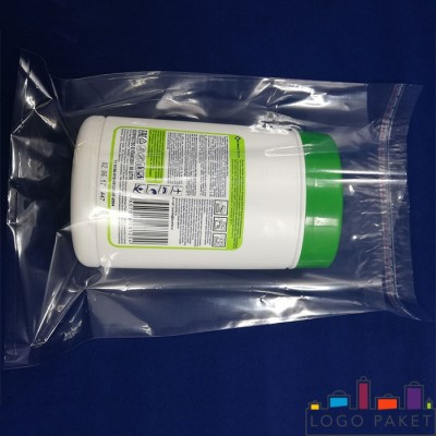 Пакет ПП 16х26+5л.кл. с клеевым клапаном