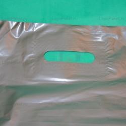 Пакет ПСД с вырубной ручкой 20х30