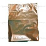 Пакет с вырубной ручкой и донной складкой ПСД 50х60 см