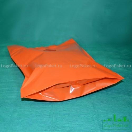красный пвд пакет 60х70 см