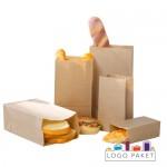 Бумажный крафт-пакет