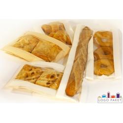 Бумажные пакеты для хлеба и выпечки