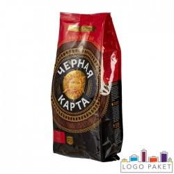 Пакет для кофе с боковыми фальцами без клапана дегазации