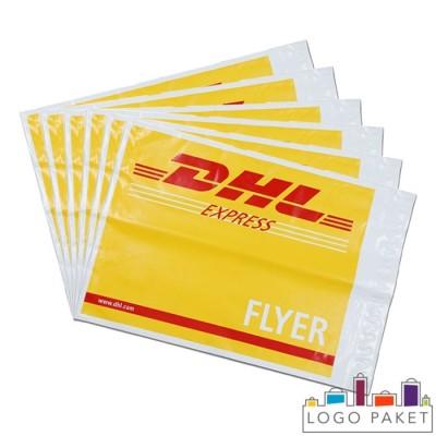 Курьерские пакеты с логотипом DHL