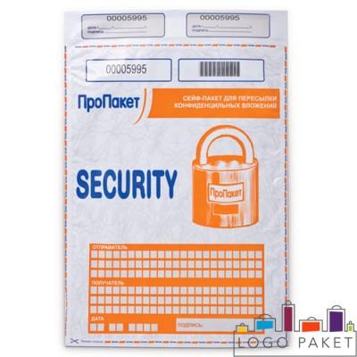 Сейф-пакеты для перевозки и хранения ценных грузов и конфиденциальной документации