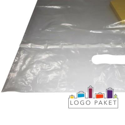 Пакет секьюрити с вырубной ручкой