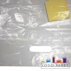Пакет секьюрити вырубная ручка