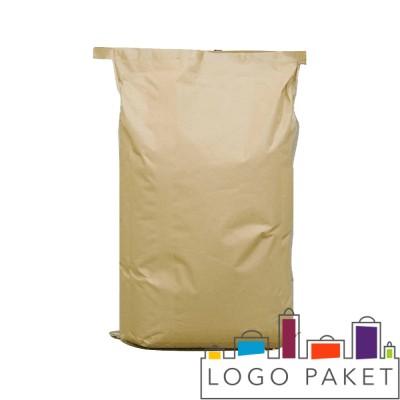 Крафт мешки под цемент без логотипа