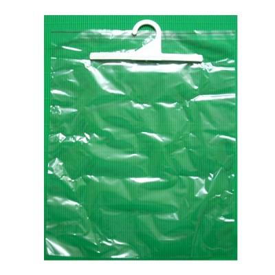 Пакеты из полиэтилена с крючком