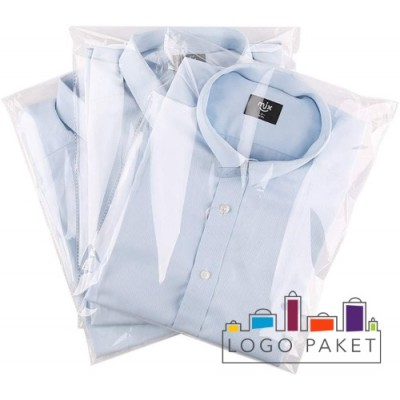 Пакеты для одежды БОПП