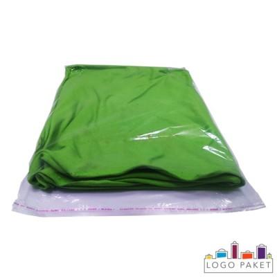 Пакеты для одежды со скотч клапаном полипропиленовые