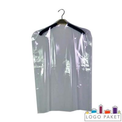 Пакеты для одежды со скосом упаковочные